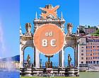 Već od 7,60 eura: jeftini letovi iz Splita za europska odredišta