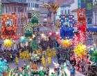 Međunarodna karnevalska povorka 2015.; Foto: © TZ Rijeka