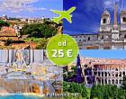 Letovi za Rim već od 25, Firencu od 35 eura