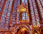 Sainte-Chapelle (Sveta kapela); © Jean-Christophe BENOIST (Wikimedia, CC BY-SA 2.0)