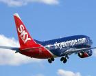 SkyEuropeov zrakoplov