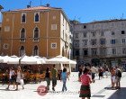 Narodni trg (Pjaca) u Splitu