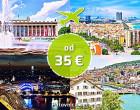 Letovi iz Zagreba od 35 eura