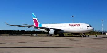 Eurowingsov zrakoplov
