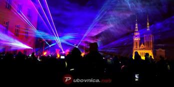 Festival svjetla u Zagrebu - Plato Gradec
