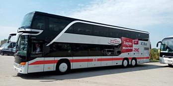 IC Bus Zagreb – Ljubljana – München