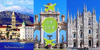 Split - Napulj - Milano