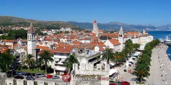 Pogled na Trogir