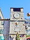 Kotor, city clock tower