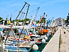 Fishing trawlers