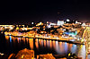 Night view of Porto