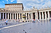 Colonnade of St. Peter's Square