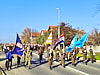 Procession in remembrance of the victims of Vukovar