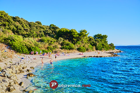 Island of Čiovo: beaches and coves