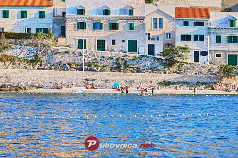 Pučišća (Brač): beaches and coves