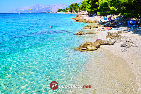 Baško polje West Beach