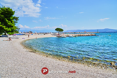 Crikvenica: beaches and coves