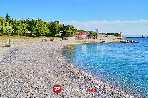 Škver South Beach, Senj