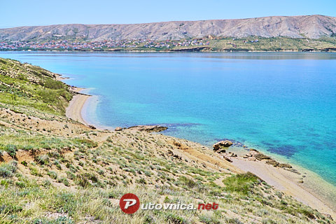 Pag (Pag): beaches and coves