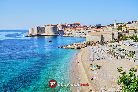 Dubrovnik: beaches and coves