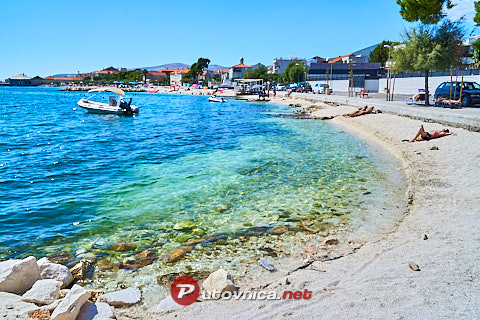Kaštel Stari: beaches and coves