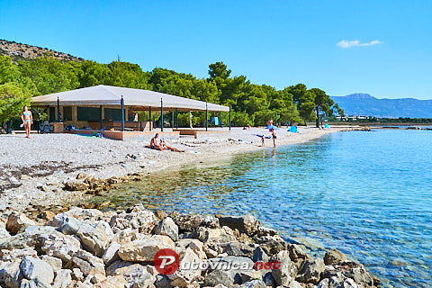 Pantan East Beach, Trogir