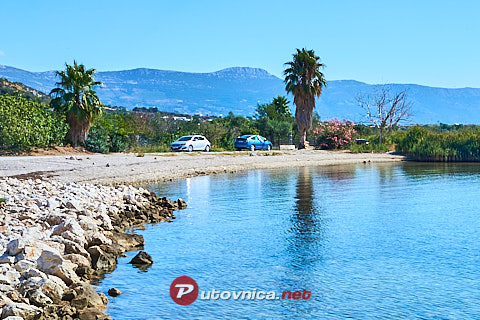 Pantan West Beach, Trogir