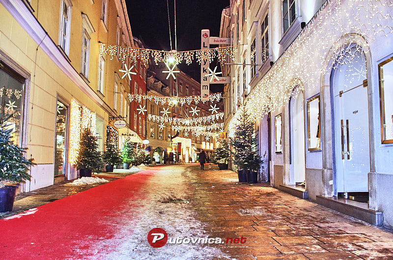 Advent u Grazu: Stempfergasse