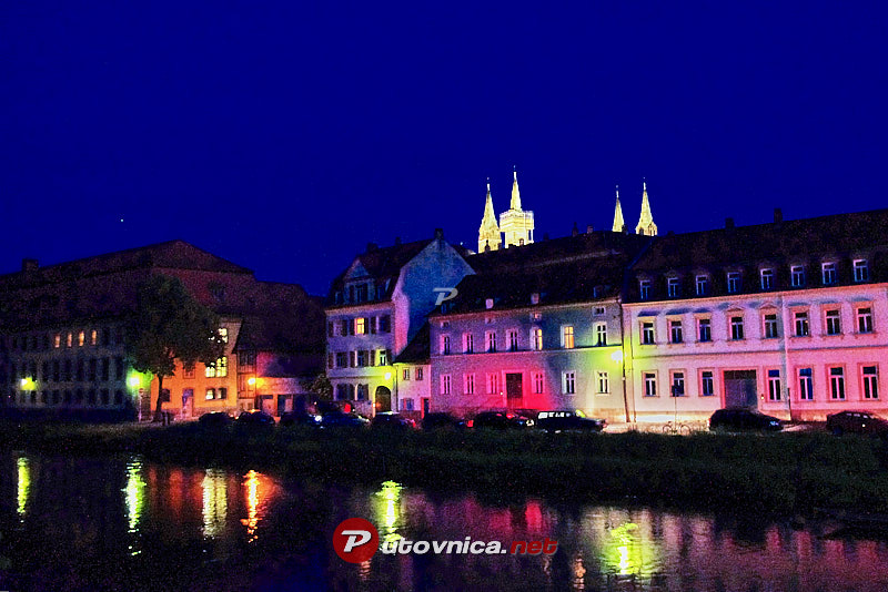 Bamberg: Night view