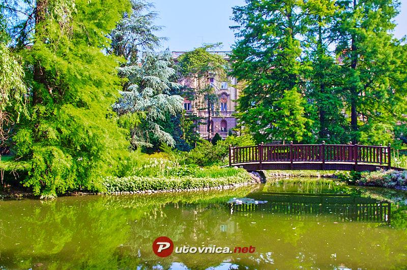 Botanicki Vrt U Zagrebu Mostici 102359 Slike Na Putovnica Net