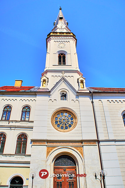 Celje: Church of the Assumption of the Blessed Virgin Mary