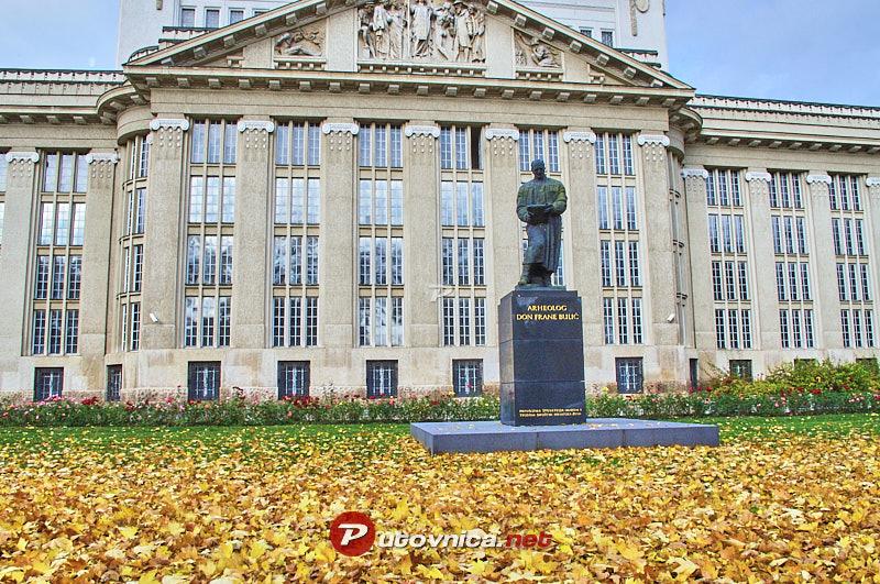 Jesen U Zagrebu Drzavni Arhiv 105589 Slike Na Putovnica Net