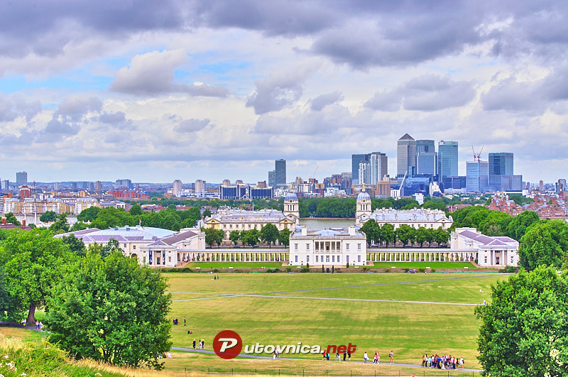 London (Greenwich): Old Royal Naval College and Queen's House