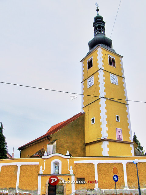 Ludbreg: Church of the Most Holy Trinity