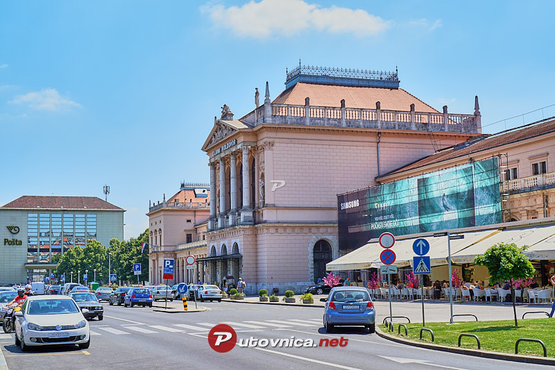 Zagreb Glavni Kolodvor 115571 Slike Na Putovnica Net