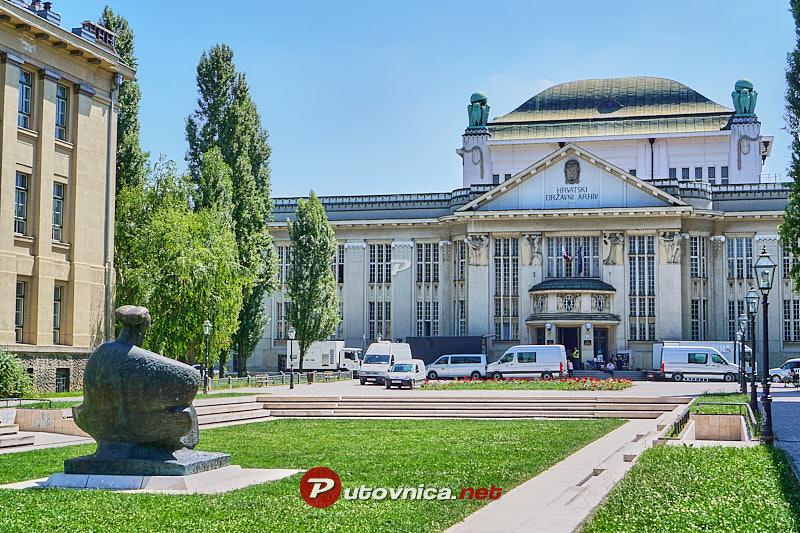 Zagreb Hrvatski Drzavni Arhiv 115577 Slike Na Putovnica Net