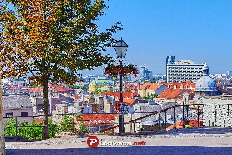 Zagreb Pogled Na Grad 115611 Slike Na Putovnica Net