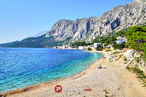 Drašnice: beaches and coves