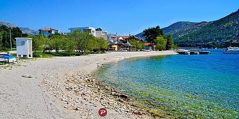 Plaža Grebaštica donja