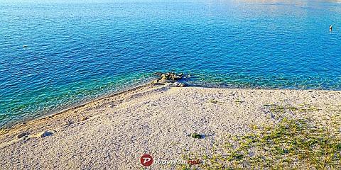 Plaža Šparadići istok