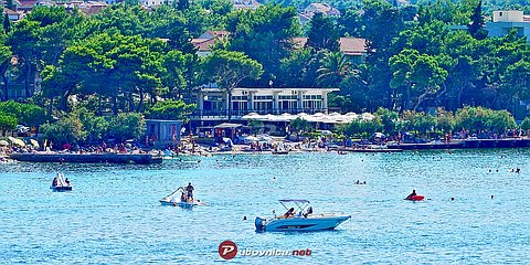 Banj Beach, Supetar (Brač)
