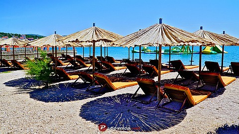 Plaža Solaris Family Beach
