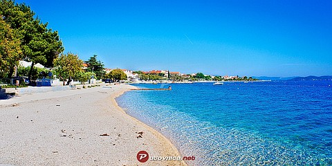 Lovetovo Beach, Vodice