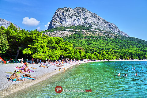 Zaostrog: beaches and coves