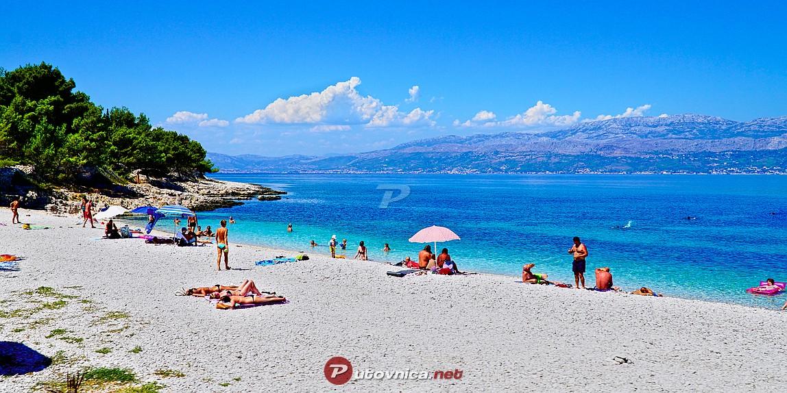 Best Beaches In Supetar Brac