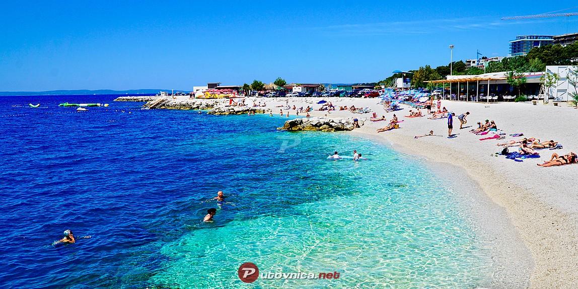 Best Beaches Croatia Split